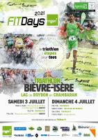 FITDays 2021 – Bièvre-Isère – affiche A3 – web